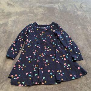 Cat & Jack long sleeve dress